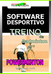 Software desportivo treino de Badminton
